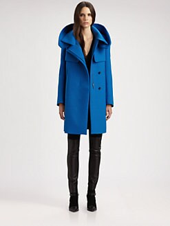 Costume National - Hooded Parka