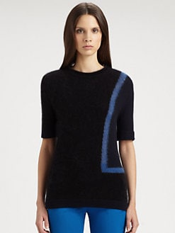 Costume National - Angora & Mohair Sweater