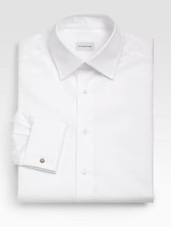 Ermenegildo Zegna - French Cuff Dress Shirt