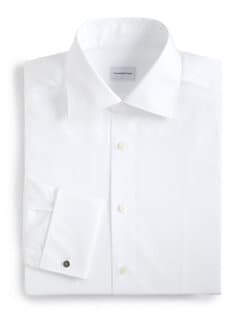 Ermenegildo Zegna - Tonal Stripe Dress Shirt