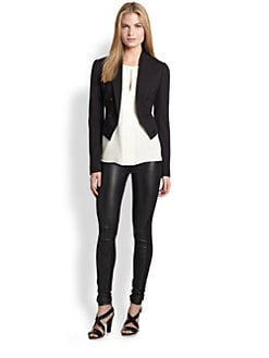 Ralph Lauren Black Label - Cropped Edmund Jacket