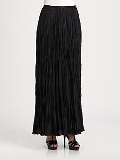 Ralph Lauren Black Label - Tora Crinkle Skirt