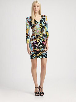 Ralph Lauren Black Label - Silk Paisley Kelby Dress