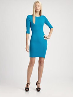 Ralph Lauren Black Label - Cashmere/Silk Dress