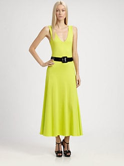 Ralph Lauren Black Label - Jenny Jersey Maxi Dress
