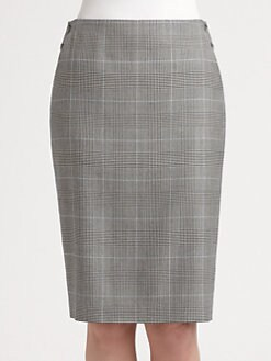 Ralph Lauren Black Label - Glen Plaid Skirt
