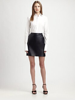 Ralph Lauren Black Label - Poplin Rachel Shirt