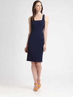 Ralph Lauren Black Label - Amarissa Wool Dress