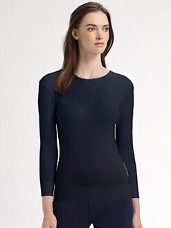Ralph Lauren Black Label - Audrey Cotton Crewneck