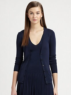 Ralph Lauren Black Label - V-Neck Cardigan
