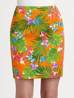 Ralph Lauren Black Label - Kasey Floral Skirt