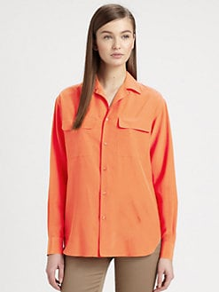 Ralph Lauren Black Label - Silk Kayden Shirt