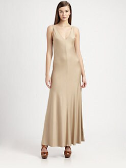 Ralph Lauren Black Label - Alexa Jersey Dress