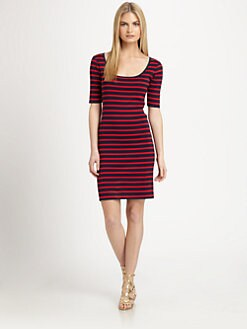 Ralph Lauren Black Label - Pamela Mercerized Cotton Dress