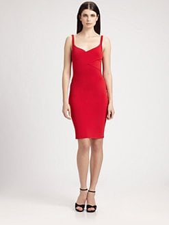 Ralph Lauren Black Label - Cross-Front Dress