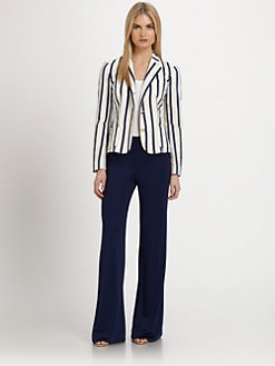 Ralph Lauren Black Label - Striped Bevan Jacket