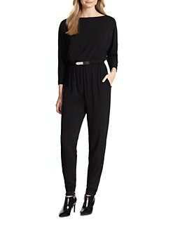 Ralph Lauren Black Label - Shayla Jersey Jumpsuit