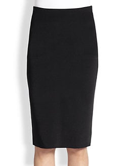 Ralph Lauren Black Label - Stretch Jersey Pencil Skirt