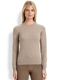 Ralph Lauren Black Label - Cashmere Jersey Crewneck