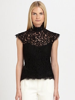 Ralph Lauren Black Label - Tarian Lace Top