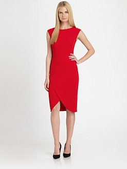Ralph Lauren Black Label - Quinlin Tulip Dress