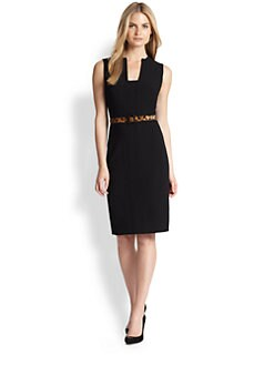 Ralph Lauren Black Label - Wool Danielle Dress