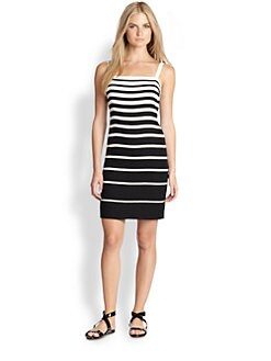 Ralph Lauren Black Label - Lani Stripe Dress