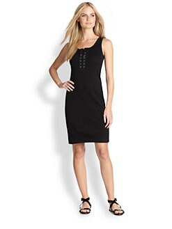 Ralph Lauren Black Label - Mercerized Cotton Linda Dress