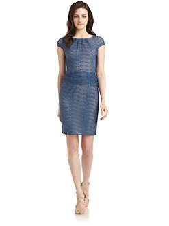 MARC NEW YORK by ANDREW MARC - Lace Sheath Dress