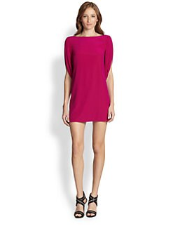 MILLY - Monarch Open Sleeve Dress