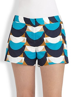 Milly - Dickies Printed Shorts