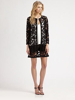 Milly - Lace Jacket