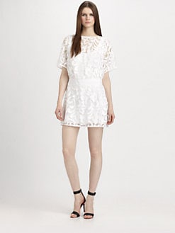Milly - Lace Dress