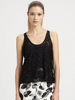 Milly - Lola Lace Tank