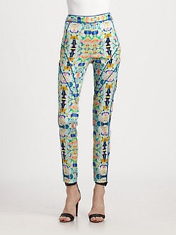 Milly - Piped Racer Pants