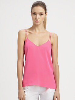 Milly - Silk Tank