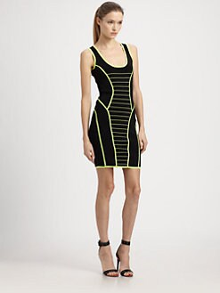 Milly - Camille Body-Con Dress