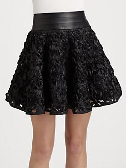 Milly - Delphine Swirl Skirt