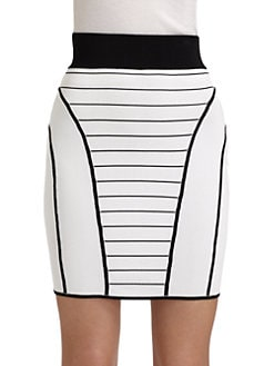 Milly - Camille Pencil Skirt