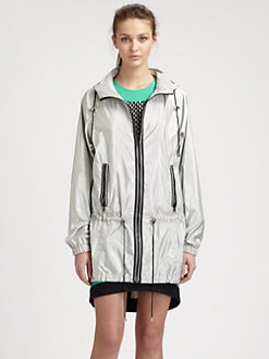 Milly - Reflective Anorak Jacket