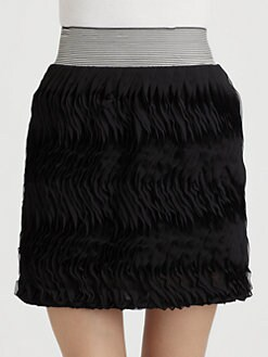 Milly - Cascade Skirt