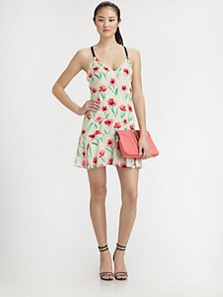Milly - Carlin Floral Dress