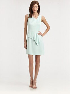 Milly - Charlette Drape Dress