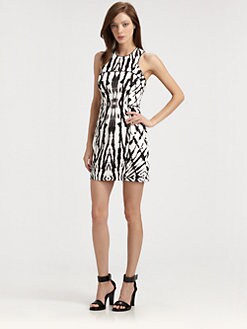 Milly - Mallane Racerback Dress