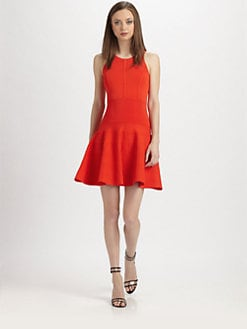 Milly - Deliah Flare Dress