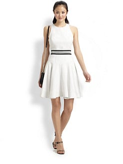 Milly - Circle Fit-&-Flare Dress