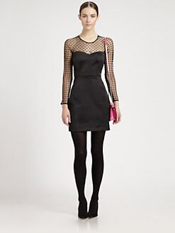 Milly - Illusion Sheath Dress
