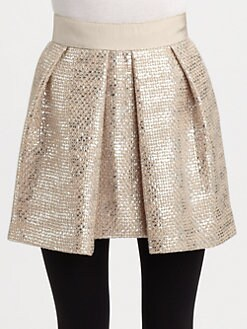 Milly - Naomi Pleated Skirt