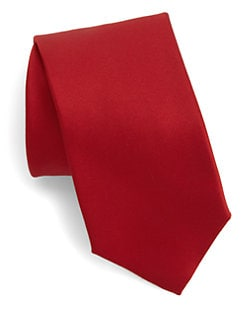Saks Fifth Avenue Men's Collection - Solid Silk Tie