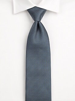Saks Fifth Avenue Men's Collection - Micro Silk Tie